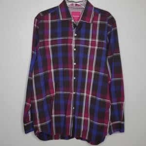 Tommy Bahama long sleeve Button down L